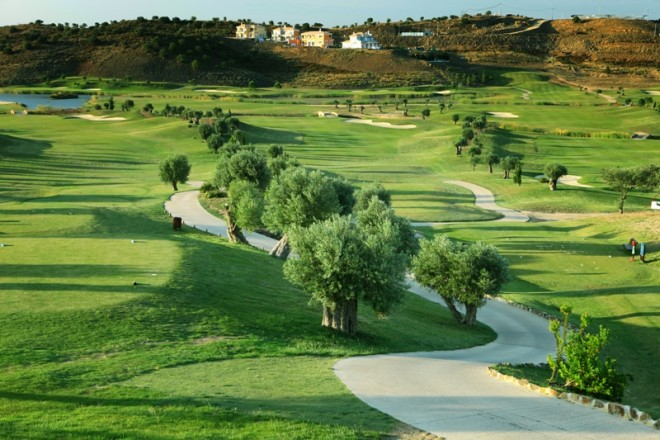 Quinta do Vale Golf Resort - Faro - Portugal - Golfschlägerverleih