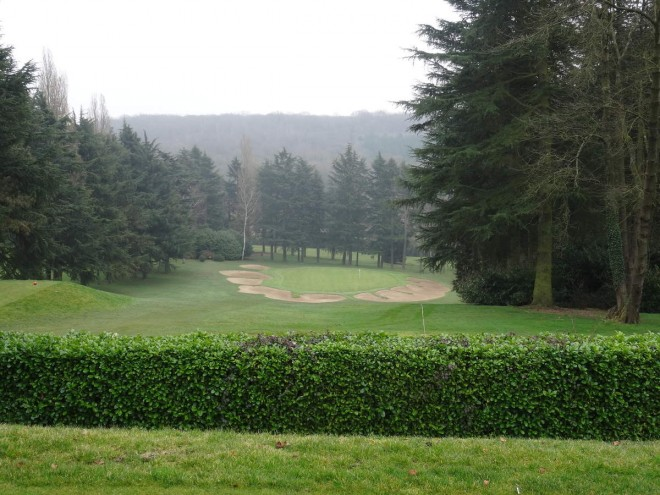 RCF La Boulie Golf Club - Paris - Francia - Alquiler de palos de golf