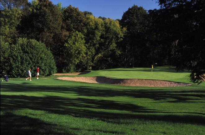 RCF La Boulie Golf Club - Paris - Frankreich - Golfschlägerverleih