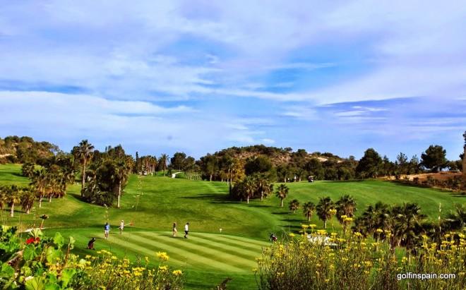 Real Club de Golf Campoamor - Alicante - España - Alquiler de palos de golf