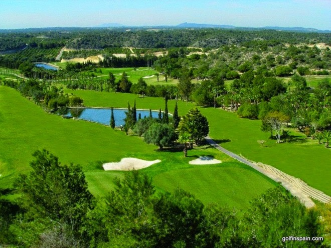 Real Club de Golf Campoamor - Alicante - Spagna - Mazze da golf da noleggiare