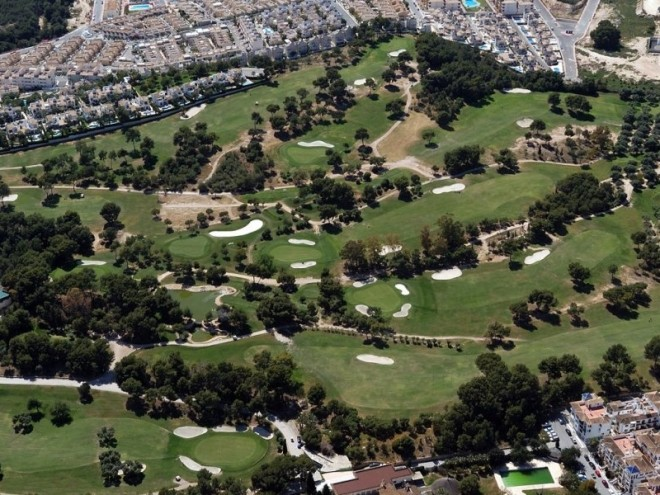 Clubs to hire - Real Club de Golf Campoamor - Alicante - Spain