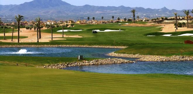 Hacienda del Alamo Golf Club - Alicante - Spanien