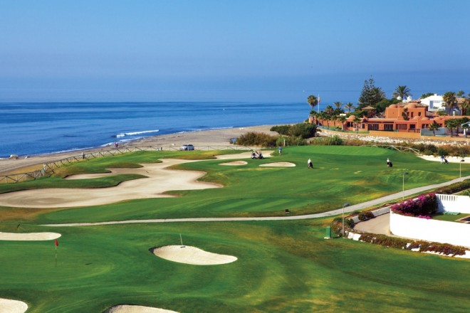 Real Club de Golf Guadalmina - Malaga - Spagna - Mazze da golf da noleggiare