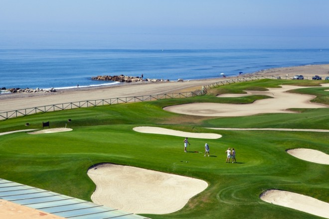 Real Club de Golf Guadalmina - Malaga - Spain - Clubs to hire