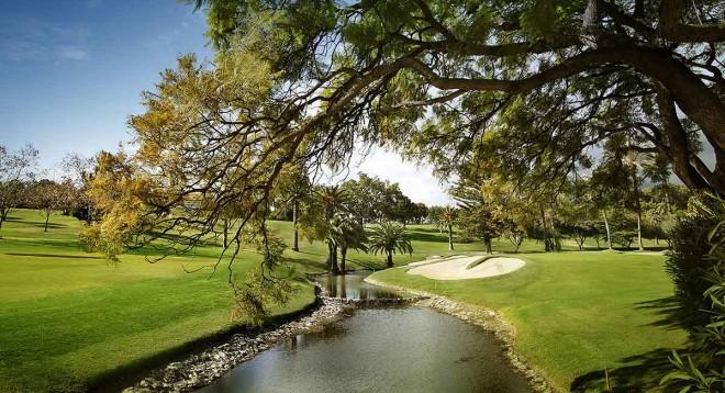 Real Club de Golf Las Brisas - Málaga - España - Alquiler de palos de golf