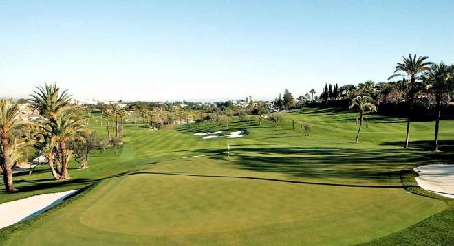 Real Club de Golf Las Brisas - Malaga - Spagna - Mazze da golf da noleggiare