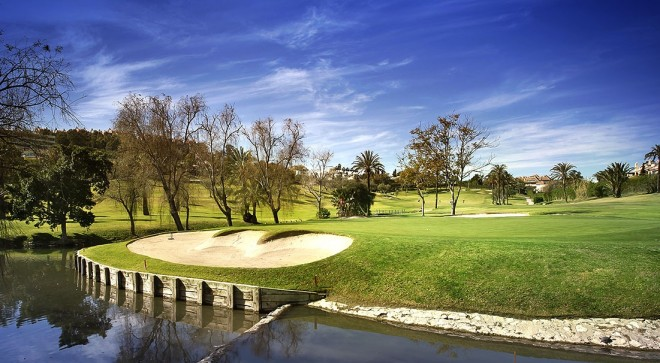 Real Club de Golf Las Brisas - Málaga - Spanien - Golfschlägerverleih