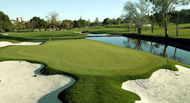 Golfschlägerverleih - Real Club de Golf Las Brisas - Málaga - Spanien