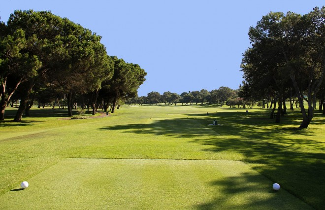 Real Club de Golf Sotogrande - Malaga - Spagna - Mazze da golf da noleggiare
