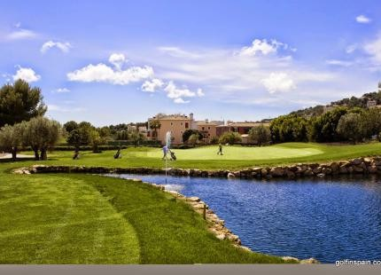 Real Golf Bendinat - Palma de Majorque - Espagne - Location de clubs de golf