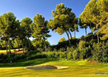 Real Golf Bendinat - Palma de Mallorca - España - Alquiler de palos de golf