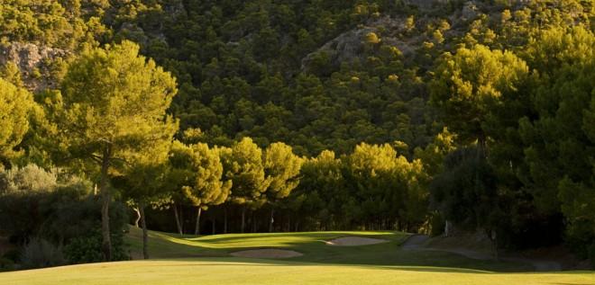 Real Golf Bendinat - Palma de Mallorca - Spanien - Golfschlägerverleih