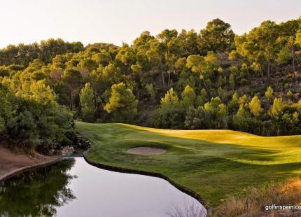 Real Golf Bendinat - Palma di Maiorca - Spagna - Mazze da golf da noleggiare