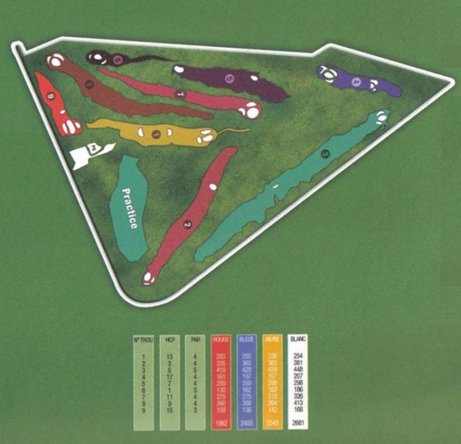 Royal Golf Club Agadir - Agadir - Morocco - Clubs to hire