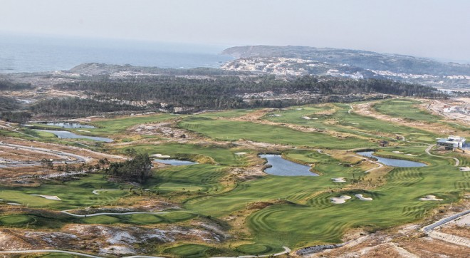 Clubs to hire - Royal Obidos Golf Course - Lisbon - Portugal