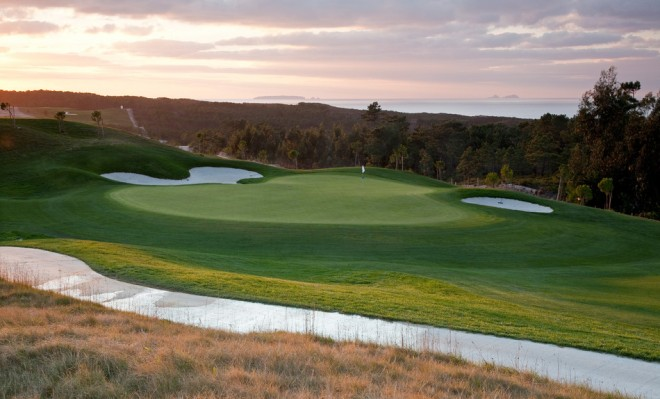 Royal Obidos Golf Course - Lissabon - Portugal - Golfschlägerverleih