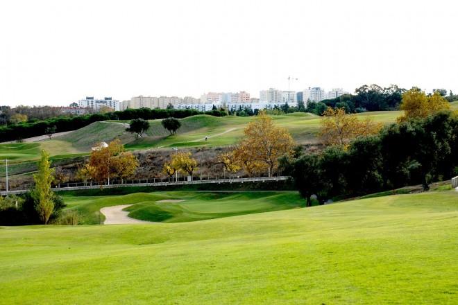 Paço do Lumiar Golf Course - Lissabon - Portugal