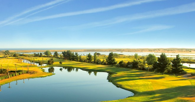 Salgados Golf (CS  Resort) - Faro - Portugal - Location de clubs de golf