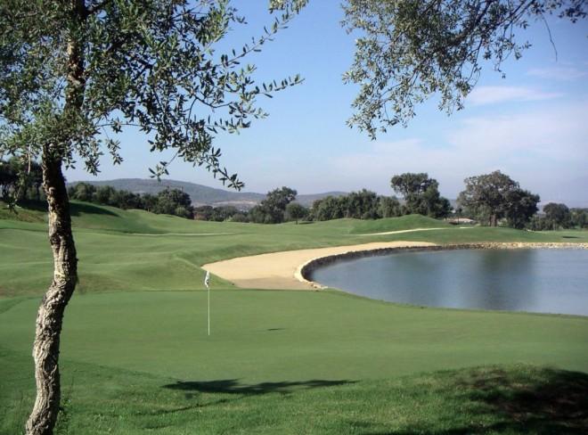 San Roque Club - Málaga - España - Alquiler de palos de golf