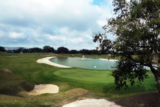 San Roque Club - Malaga - Spagna - Mazze da golf da noleggiare