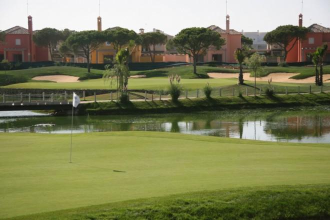 Location de clubs de golf - Sancti Petri Hills Golf - Malaga - Espagne