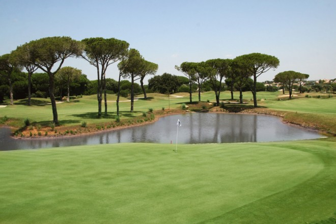 Sancti Petri Hills Golf - Malaga - Spain - Clubs to hire