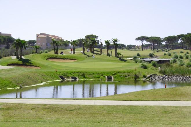 Sancti Petri Hills Golf - Málaga - Spanien - Golfschlägerverleih