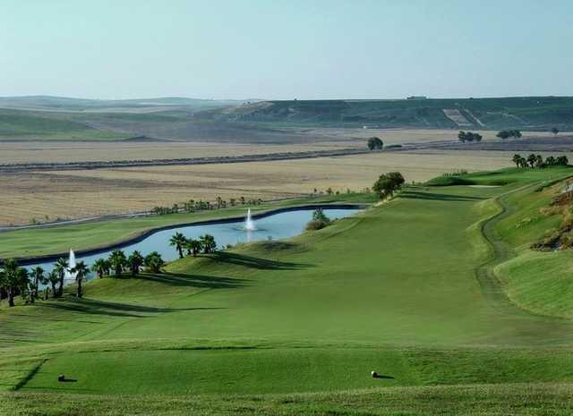 Sanlucar Country Club - Malaga - Spagna - Mazze da golf da noleggiare