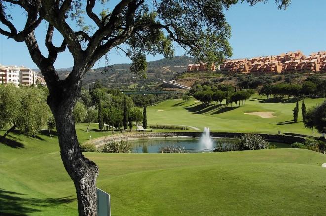 Santa Clara Golf Club Marbella - Malaga - Espagne - Location de clubs de golf