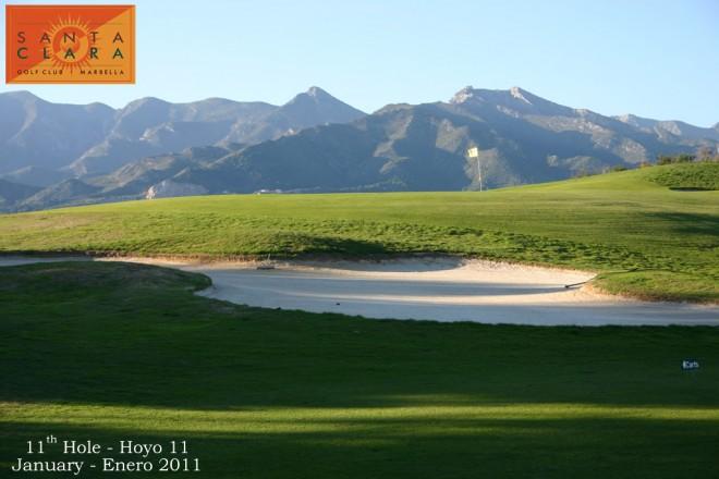 Santa Clara Golf Club Marbella - Málaga - España - Alquiler de palos de golf
