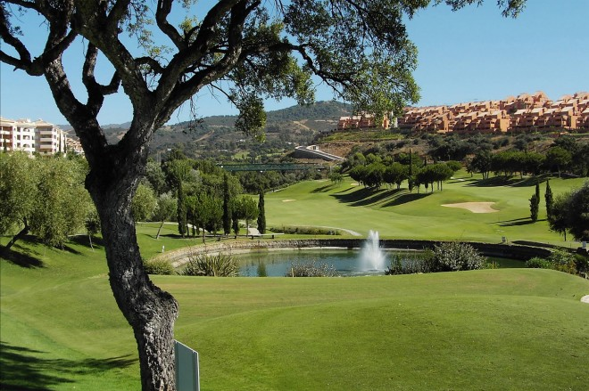 Santa Clara Golf Club Marbella - Malaga - Spain - Clubs to hire