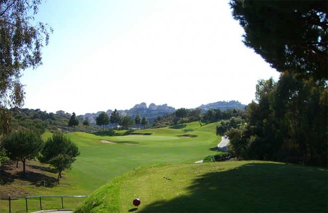 Santa Maria Golf & Country Club - Malaga - Espagne - Location de clubs de golf