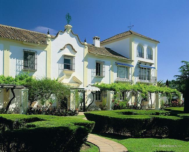 Santa Maria Golf & Country Club - Málaga - Spanien - Golfschlägerverleih