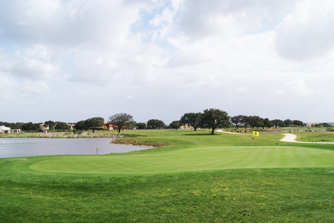 Location de clubs de golf - Santo Estevao Golf - Lisbonne - Portugal