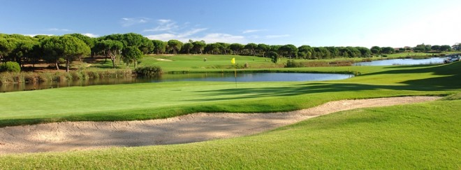 Sao Lourenço Golf Club - Faro - Portogallo - Mazze da golf da noleggiare
