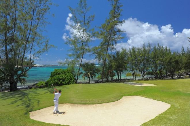 Alquiler de palos de golf - Shandrani Golf - Isla Mauricio - República de Mauricio