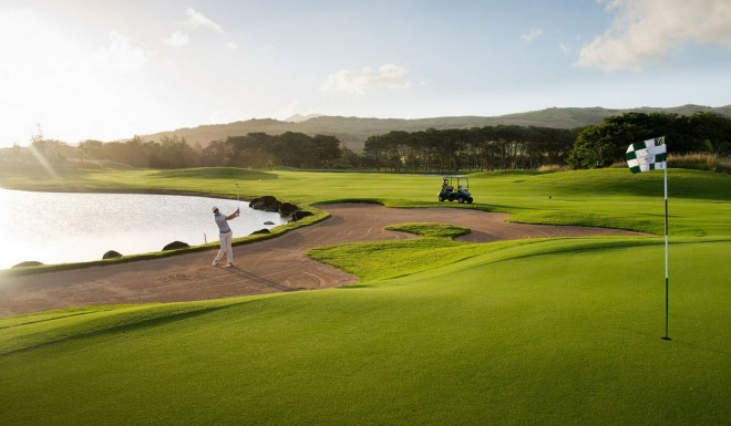 Heritage Golf Club Bel Ombre - Isola di Mauritius - Repubblica di Mauritius