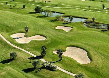 Location de clubs de golf - Sherry Golf Jerez - Malaga - Espagne