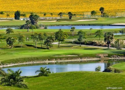 Sherry Golf Jerez - Malaga - Spagna - Mazze da golf da noleggiare