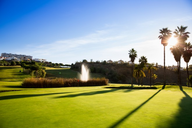 Anoreta Golf Course - Malaga - Spain