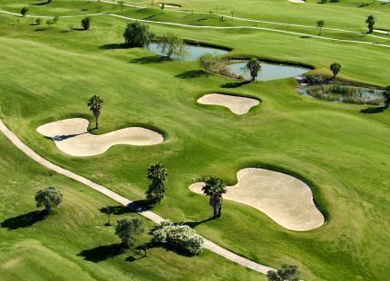 Golfschlägerverleih - Sherry Golf Jerez - Málaga - Spanien