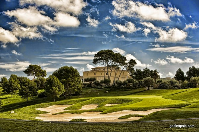 Son Gual Golf - Palma de Mallorca - España - Alquiler de palos de golf