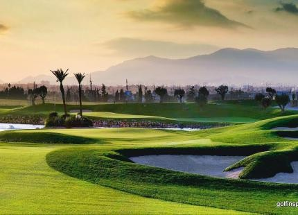 Hire golf clubs in Palma