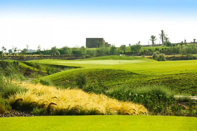 The Noria Golf Club - Marrakesh - Morocco