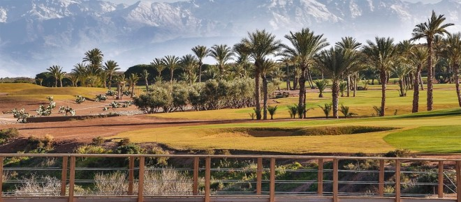 The Assoufid Golf Club - Marrakech - Alquiler de palos de golf