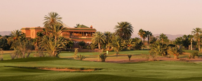 The PalmGolf Club Marrakech - Marrakesch - Marokko