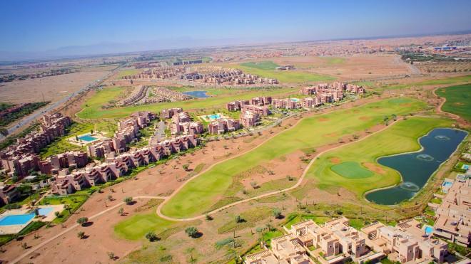 The Montgomerie Marrakech - Marrakesch - Marokko - Golfschlägerverleih