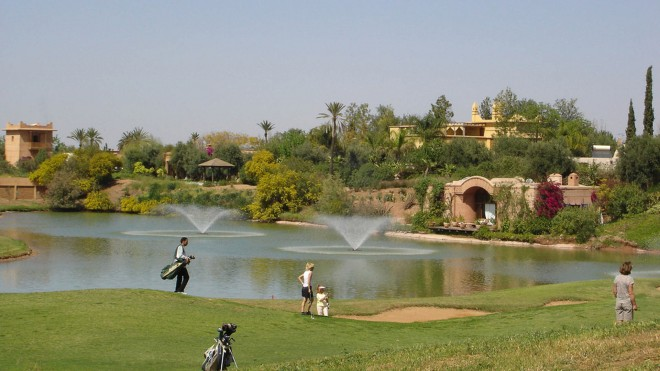 The Amelkis Golf Club - Marrakesh - Morocco