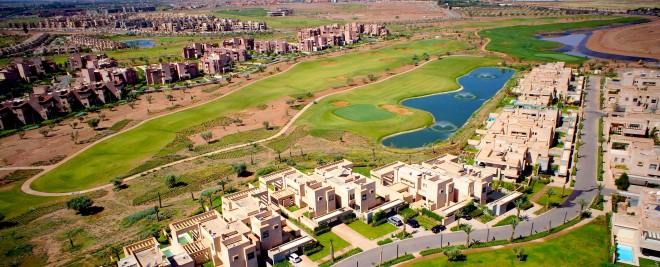 The Montgomerie Marrakech - Marrakesh - Morocco - Clubs to hire
